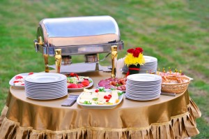Buffet Style Catering
